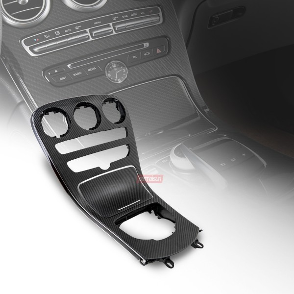 Consul Panel Carbon Black for W205