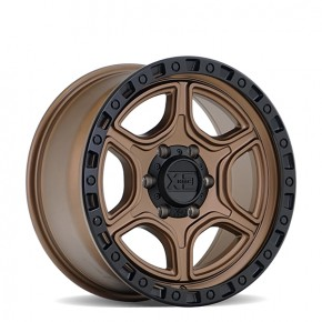 Portal XD139 Satin Bronze with Satin Black Lip 18