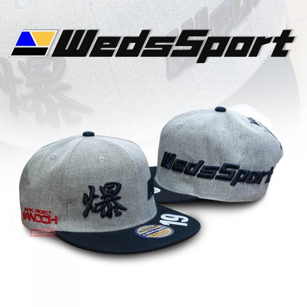 Snapback WedsSport Racing Cap