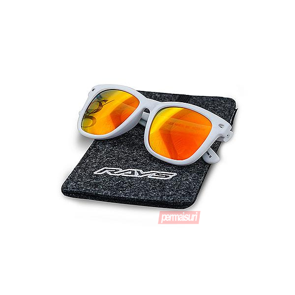 Rays Gram Lights Sunglasses Orange