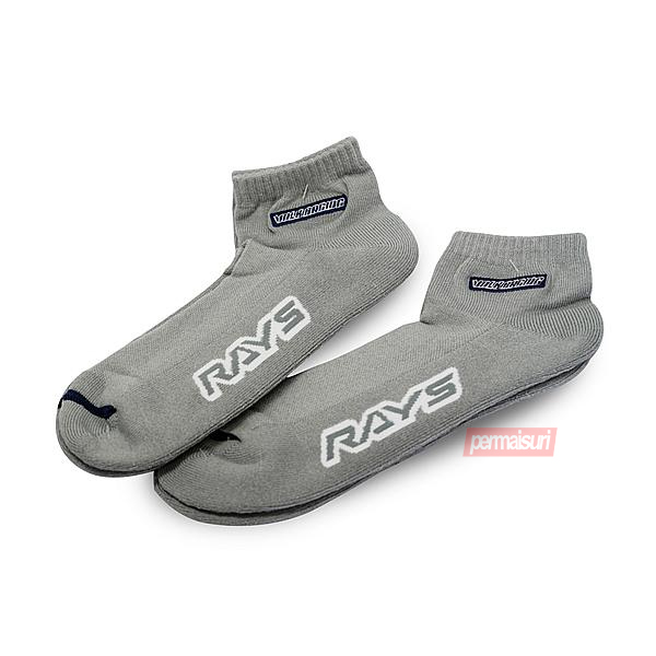 Rays Socks Gray