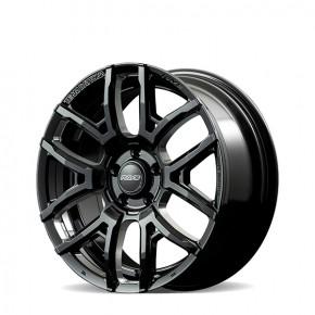 F6 Drive Clear Black (BFJ)