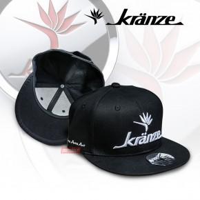Cap WedsSport Kranze Black