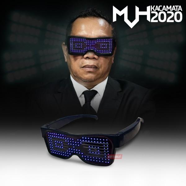Kacamata MVH 2020 Blue