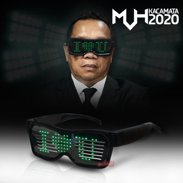 Kacamata MVH 2020 Green