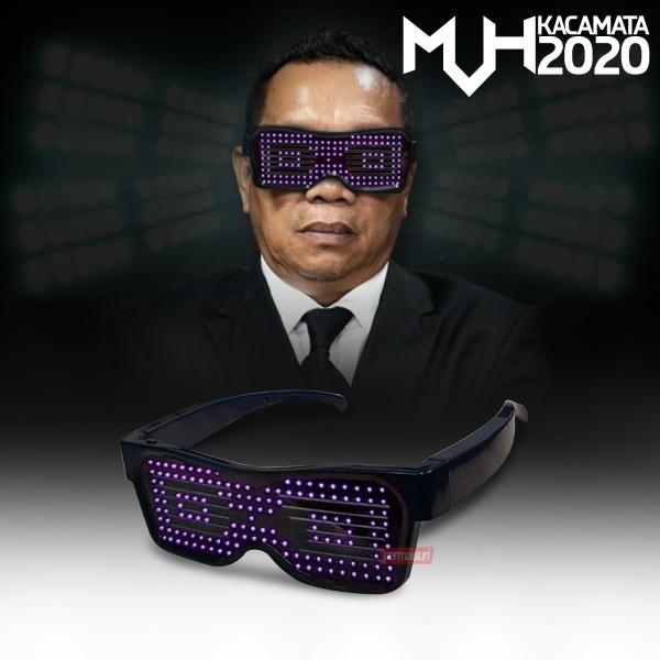Kacamata MVH 2020 Pink