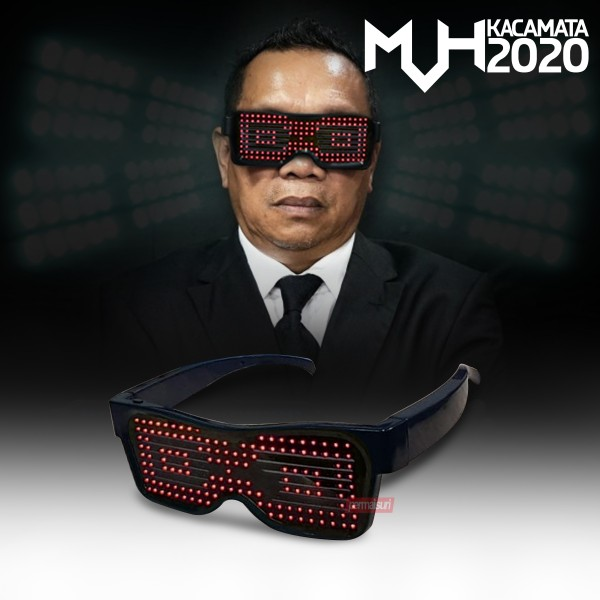 Kacamata MVH 2020 Red