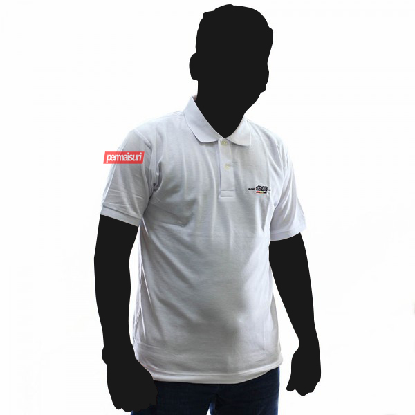 Mugen Power Polo Shirt White