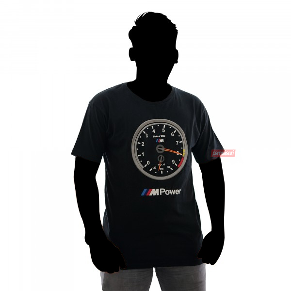 T-Shirt BMW M Sport Black Size