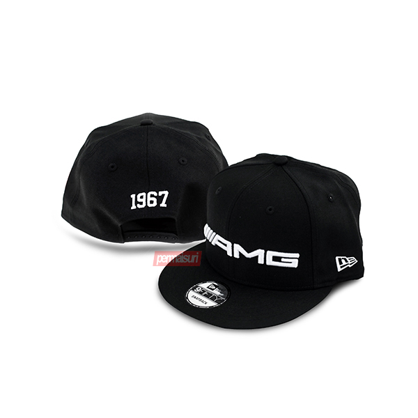AMG Cap NEW ERA Flat Brim Bottom