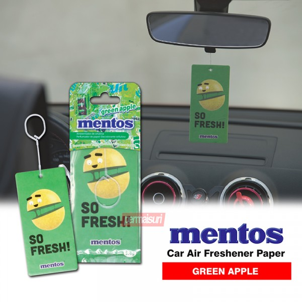 Mentos Paper Green Apple MNT701