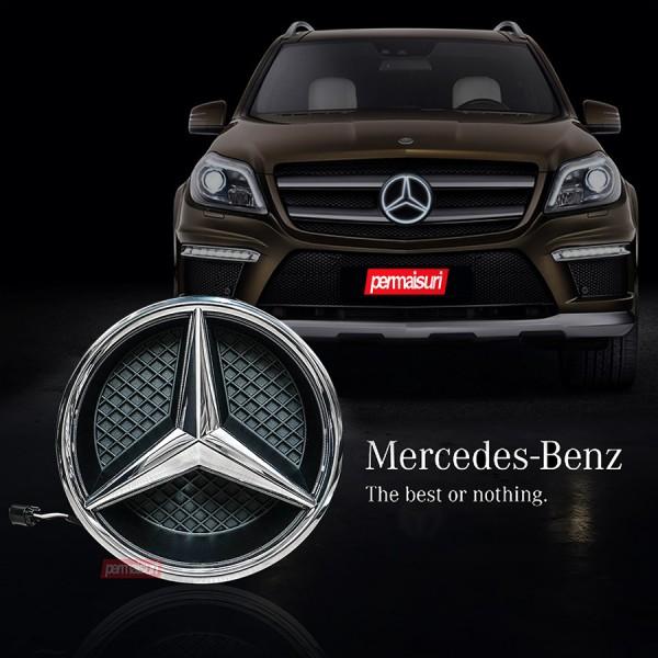 Star LED illuminated for Mercedes W166