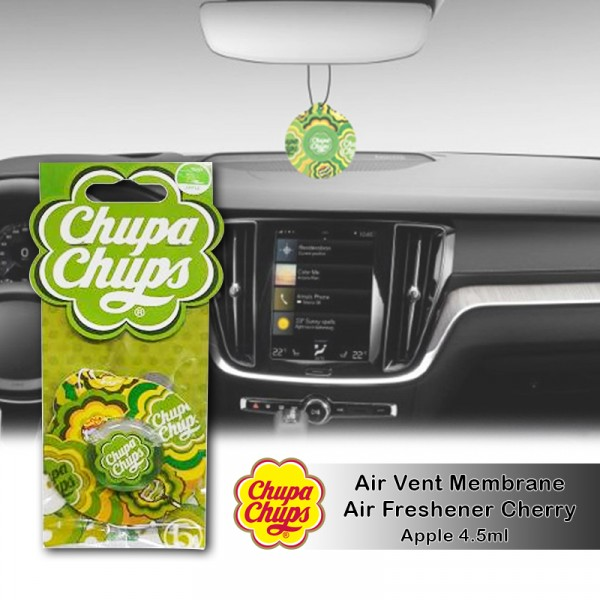Chupa Chups Air Freshener Apple CHP1904