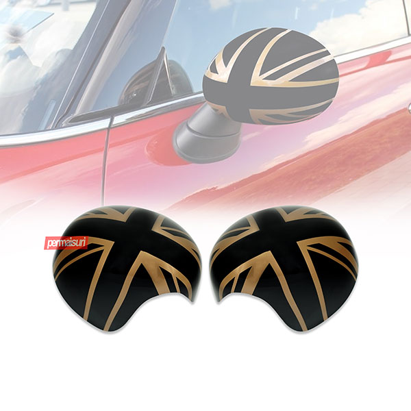 Gold Jack Union Cover Spion