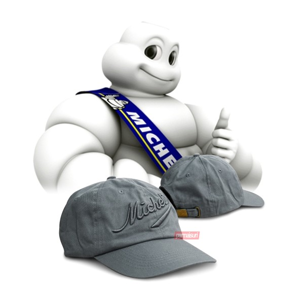 Snapback Michelin Gray