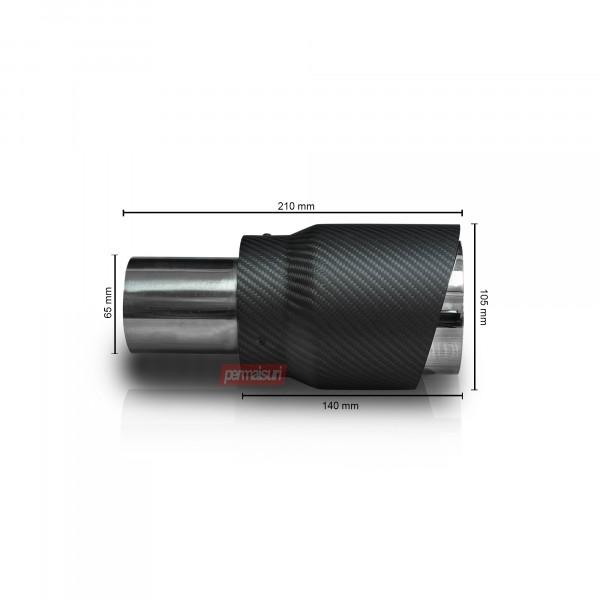 Carbon-X R105M