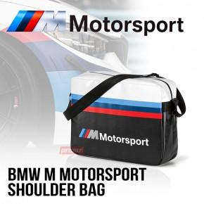 BMW M MotorSport Shoulder Bag