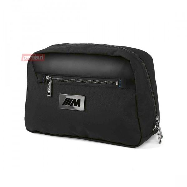 BMW M WASH BAG Black