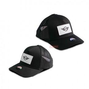 MINI TRUCKER CAP BLACK