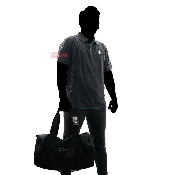 F1 Heritage Polo Shirt Grey