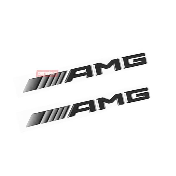 Emblem AMG Black