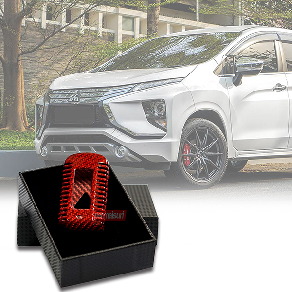 Key Case Carbon Red Xpander