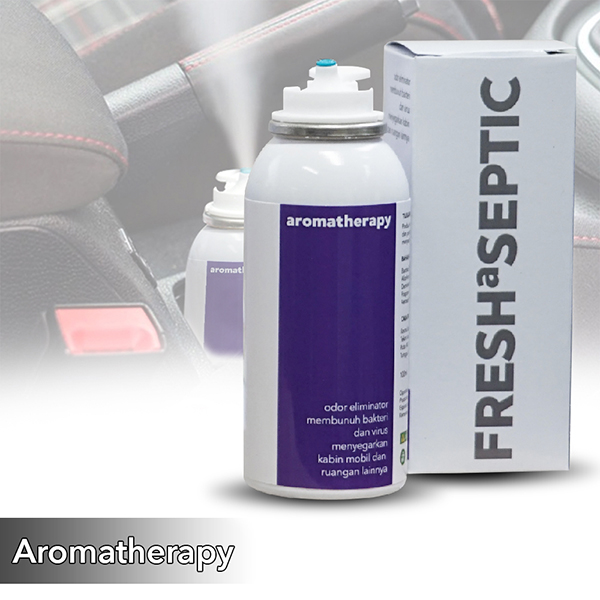 FRESHaSEPTIC Aromatherapy 100 ml