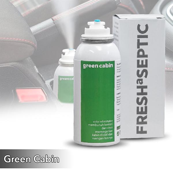 FRESHaSEPTIC Green Cabin 100 ml