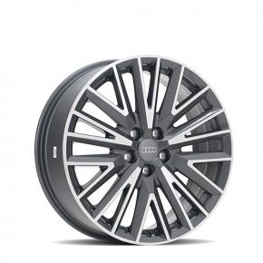 Audi Q3 Grey Polish 19
