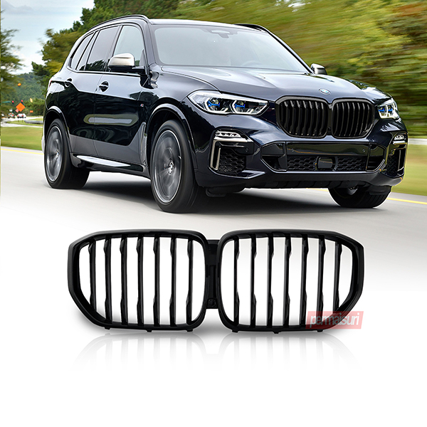 Grille BMW X5 Gloss Black