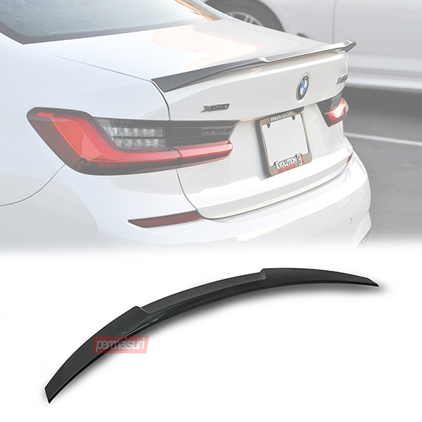 Ducktail BMW G20 M4 Style Carbon