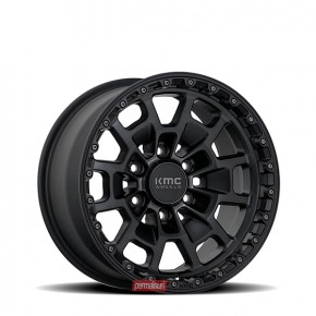 KM718 SUMMIT Satin Black GTCC 17