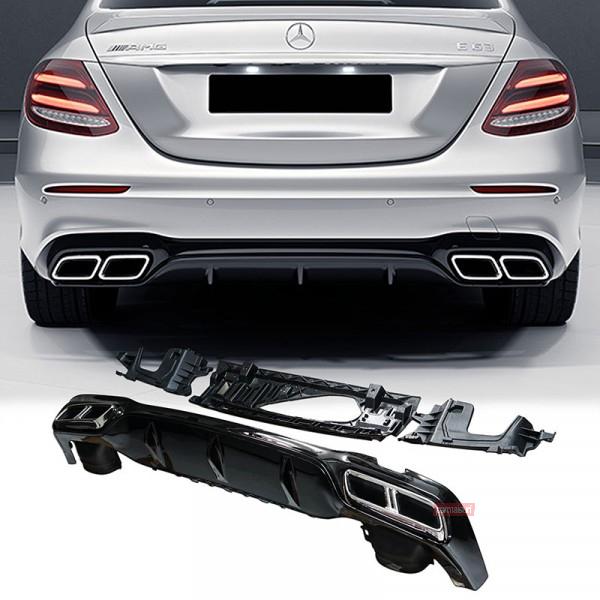 Diffuser Mercedes Benz W213 Style E63
