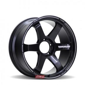 TE37 Ultra Large PCD Black 22