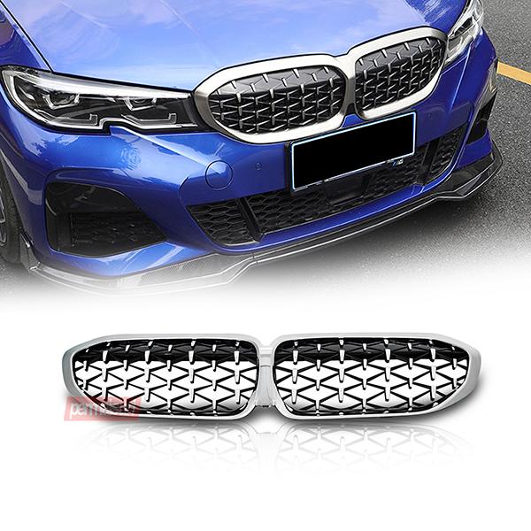 Grille BMW G20/G28 Diamond Chrome Edge