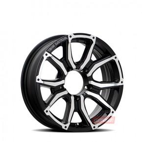 STX-J Black Full Diamond Cut 16
