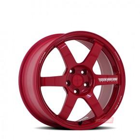 TE37 Saga Red 18