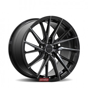 HF-4T Tinted Gloss Black 22