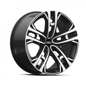 Le Mans Diamond Cut/Gloss Black