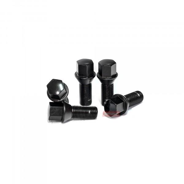 Baut TWS Steel Lug Bolt 300B-17 28mm M14x1.50 Blac