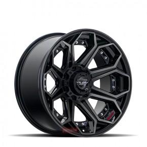 4P80R Brushed Black 20