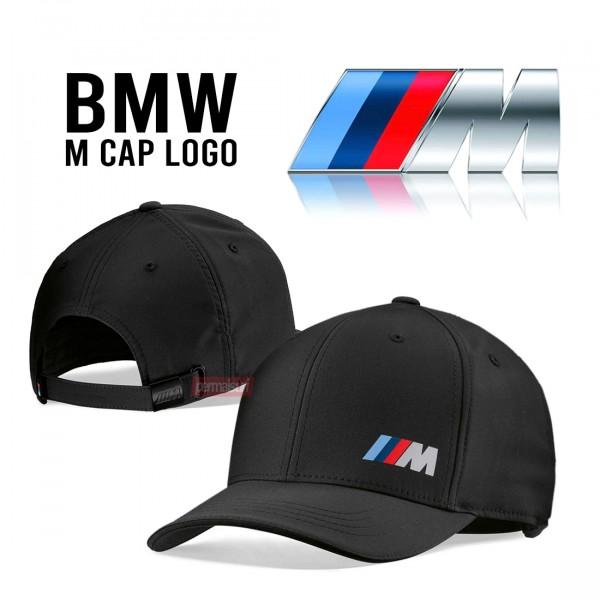 BMW Cap Logo Black