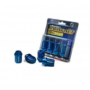 Wedssport Racing Nut M12xP1.5 Blue