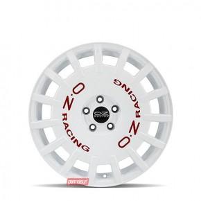 Rally Racing White 19