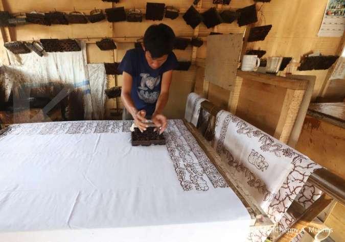 Suasana asri Kampung Wisata Kepuh, Pandeglang