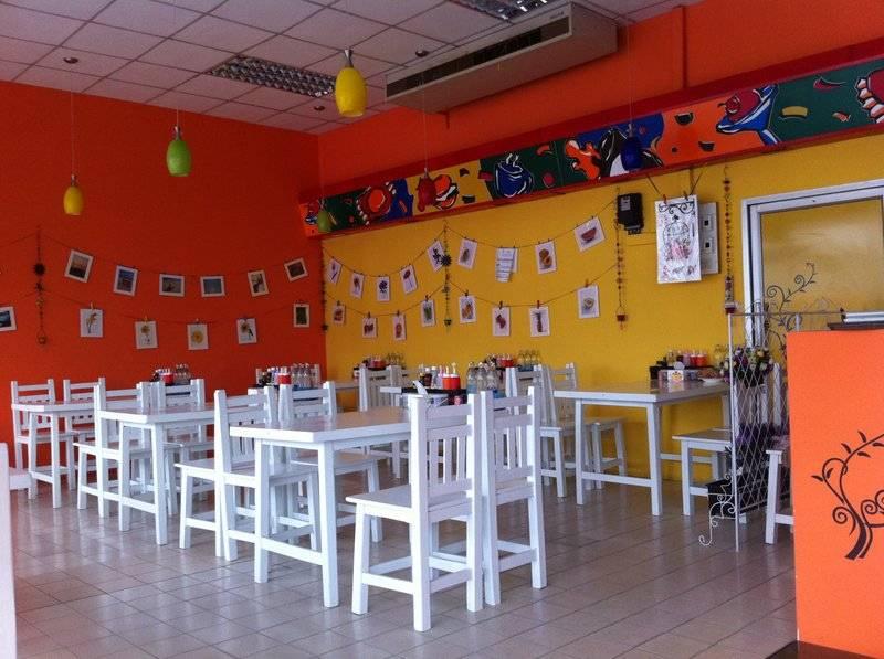 ขนมจีนเทวดา ที่ ร้านอาหาร ขนมจีนเทวดา & สเต็ก พระราม 2