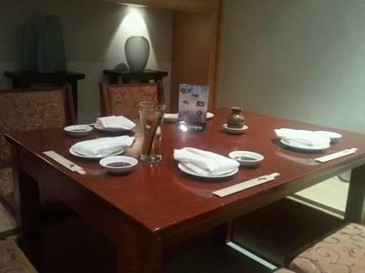 มีห้องส่วนตัวเป็นสัดส่วนค่ะ ที่ ร้านอาหาร Takumi Restaurant Swissotel Le Concorde