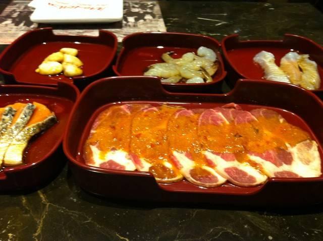 อาหารหลากหลาย ที่ ร้านอาหาร Miyabi Jousen สยามสแควร์