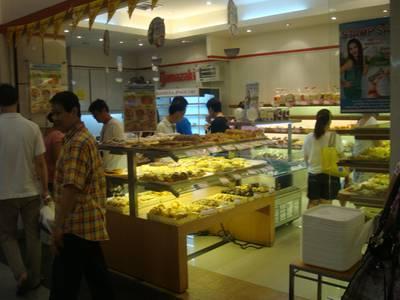 ถึงร้านแล้วว ที่ ร้านอาหาร Yamazaki Seacon Srinakarin