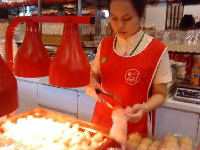 ฮั่วเซ่งฮง ที่ ร้านอาหาร ฮั่วเซ่งฮง เยาวราช